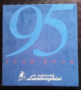 Annuario Lamboghini 1995