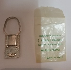 Portachiavi Ferrari Lorioli + bustina(1)