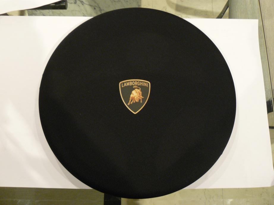 Lamborghini Steering Wheel Cover Emilio Spare Parts